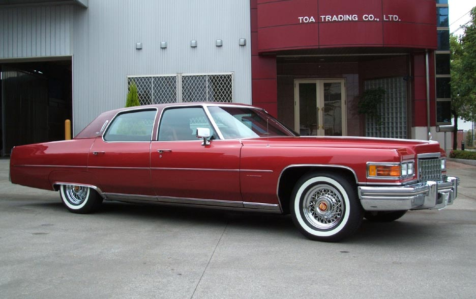Cadillac Fleetwood wheels #3