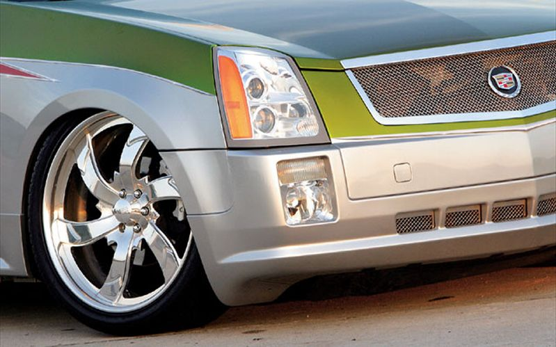 Cadillac SRX wheels #1
