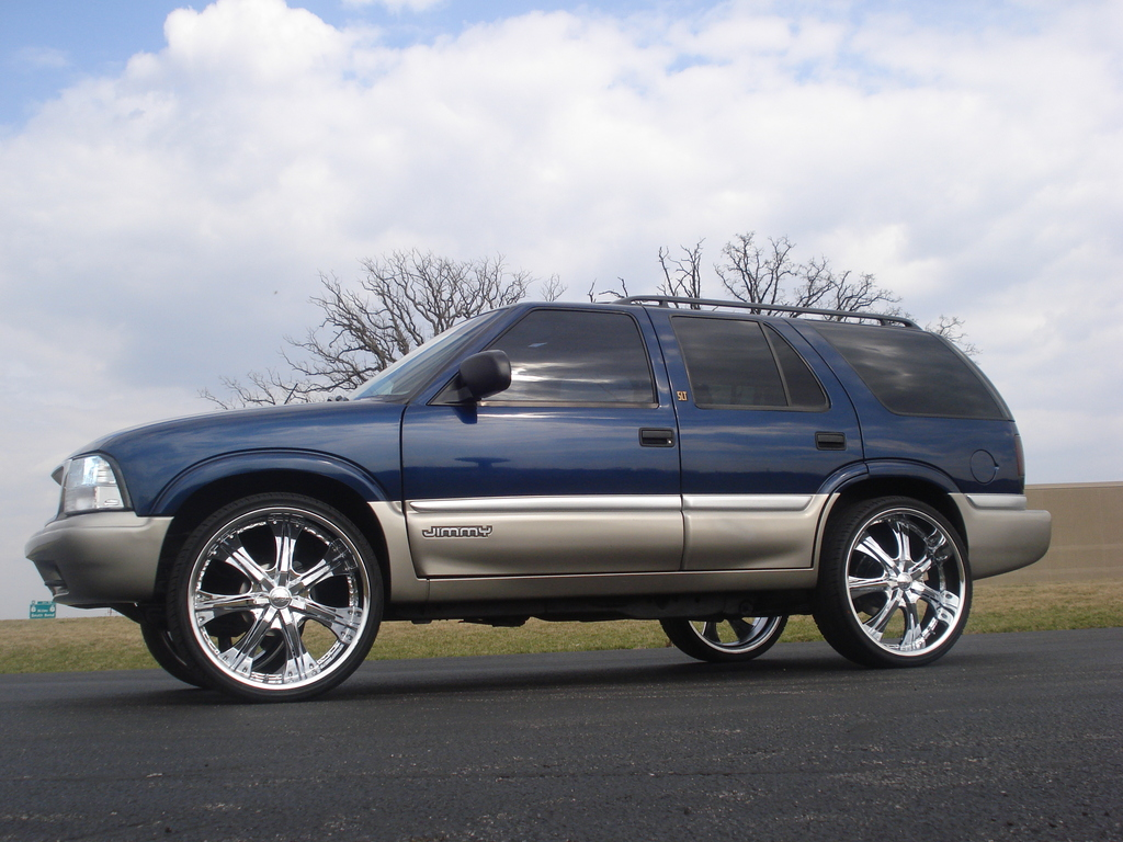 Chevrolet Blazer wheels #2