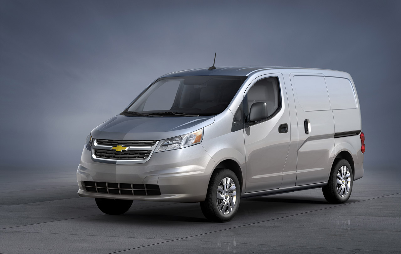 Chevrolet City Express #3
