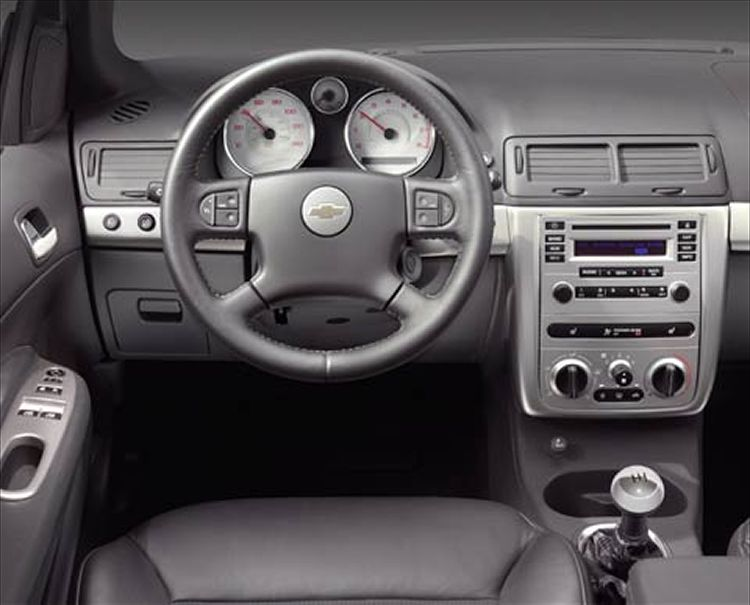 Chevrolet Cobalt interior #1
