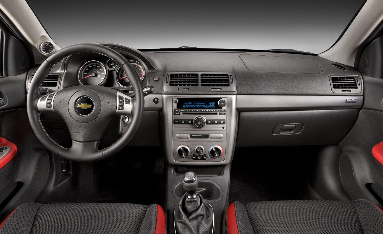Chevrolet Cobalt interior #3