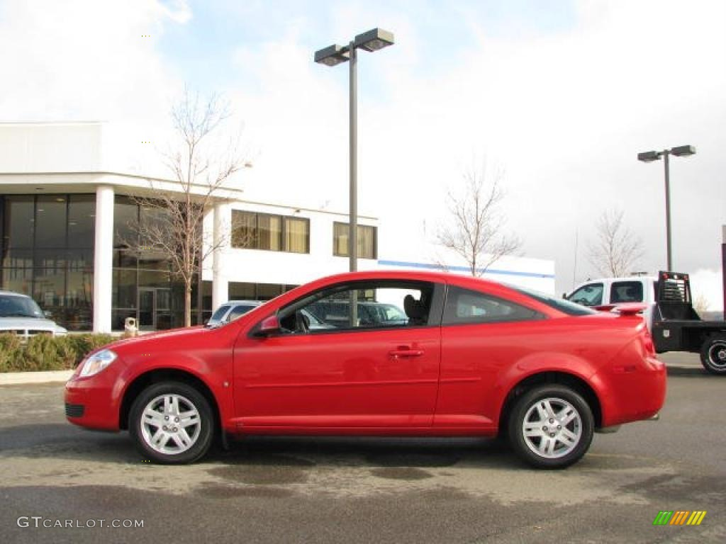 Chevrolet Cobalt red #2