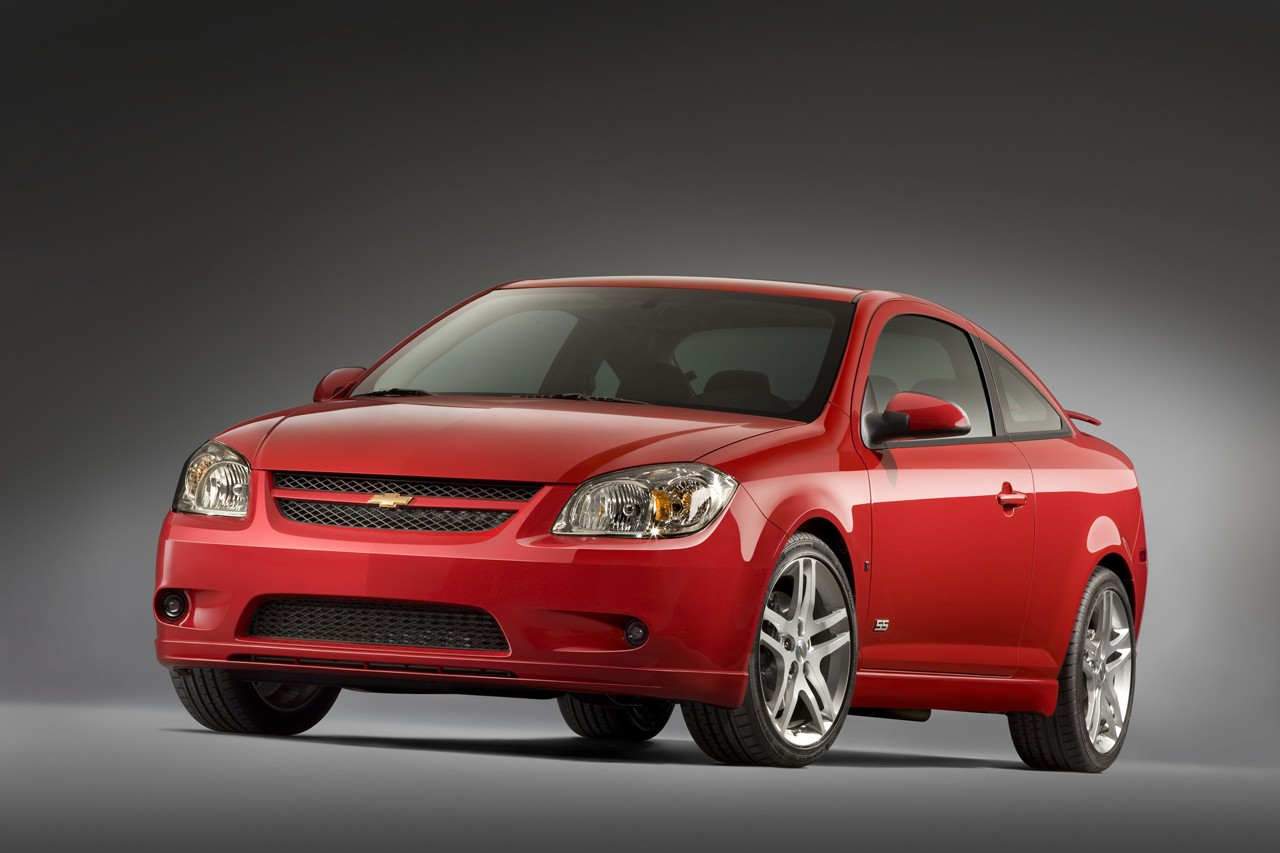 Chevrolet Cobalt red #4