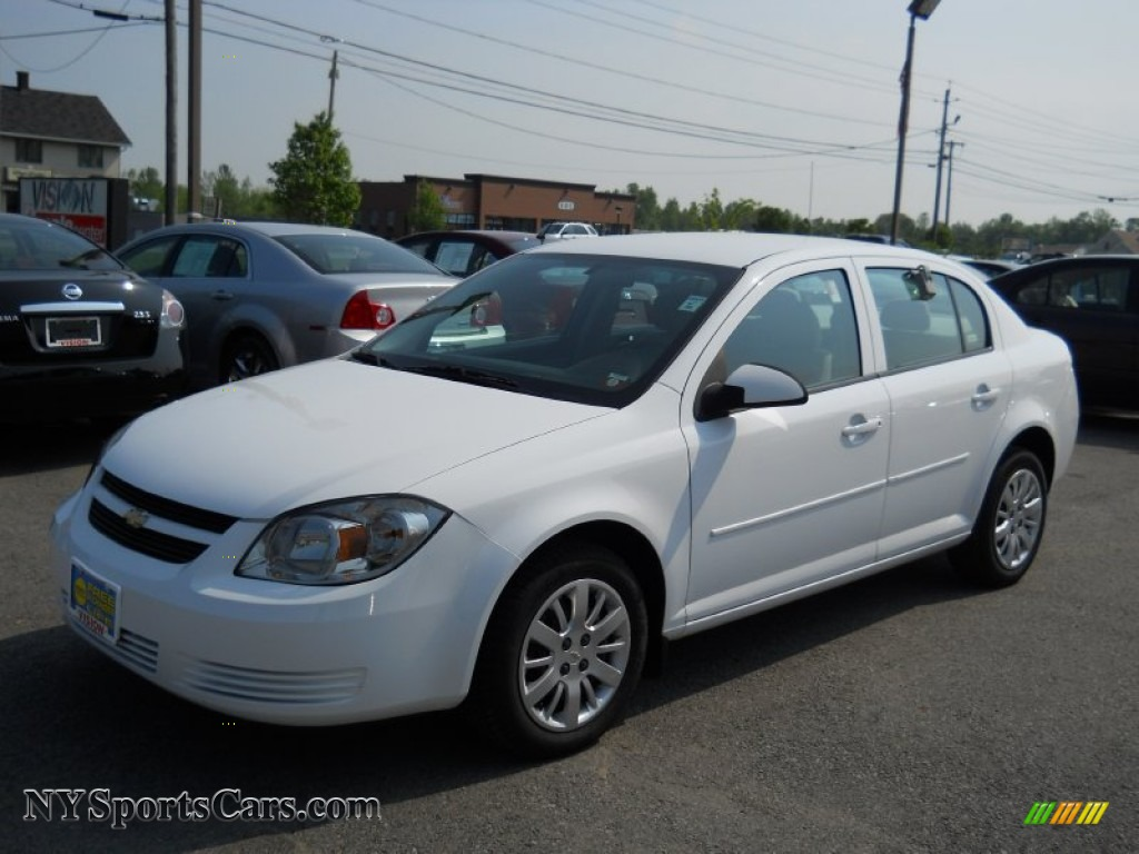 Chevrolet Cobalt white #2