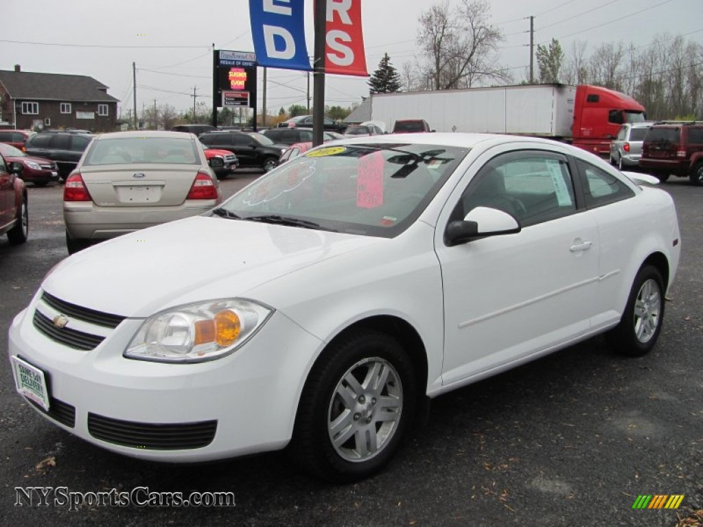 Chevrolet Cobalt white #3