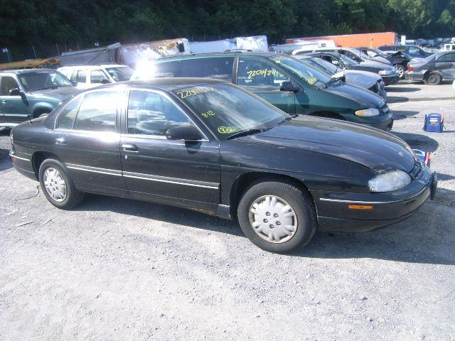 Chevrolet Lumina black #4