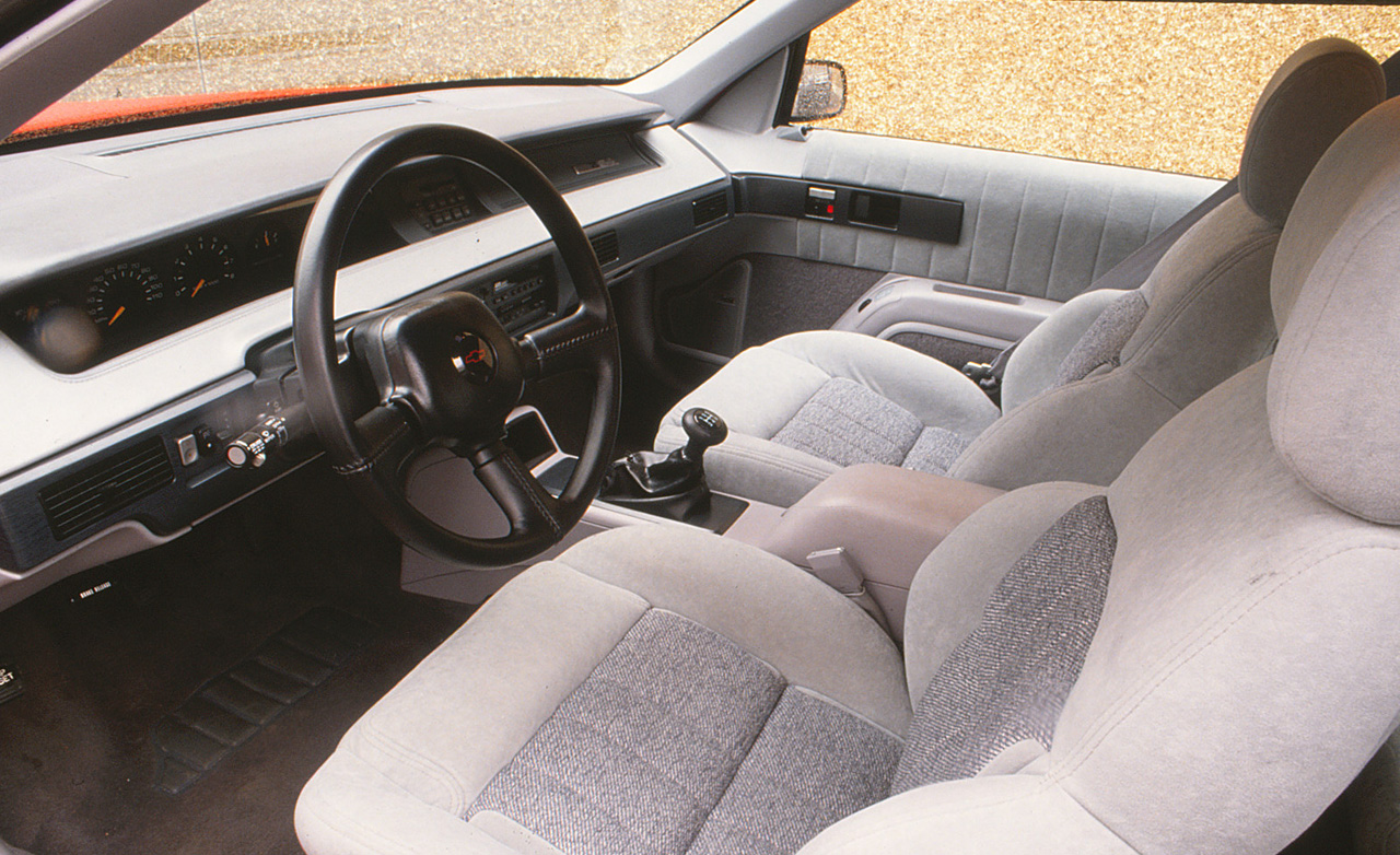 Chevrolet Lumina interior #2