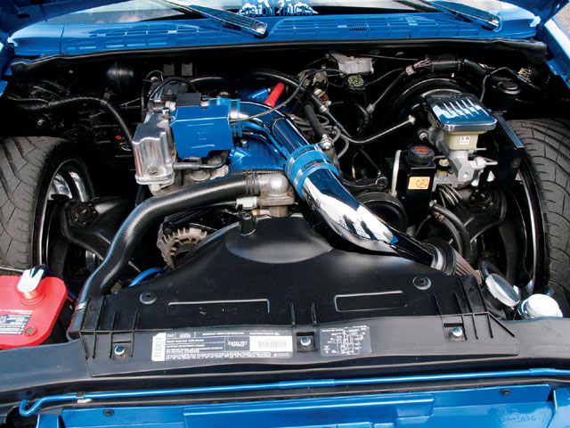 Chevrolet S-10 engine #1