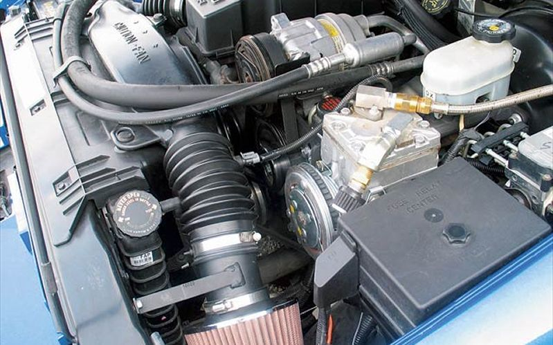 Chevrolet S-10 engine #2