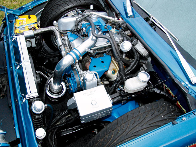 Chevrolet S-10 engine #3