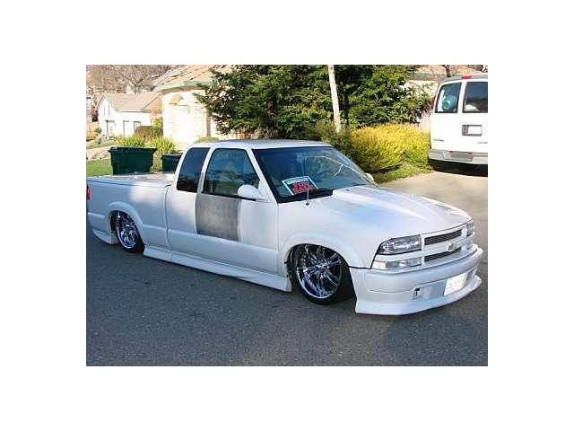 Chevrolet S-10 wheels #1