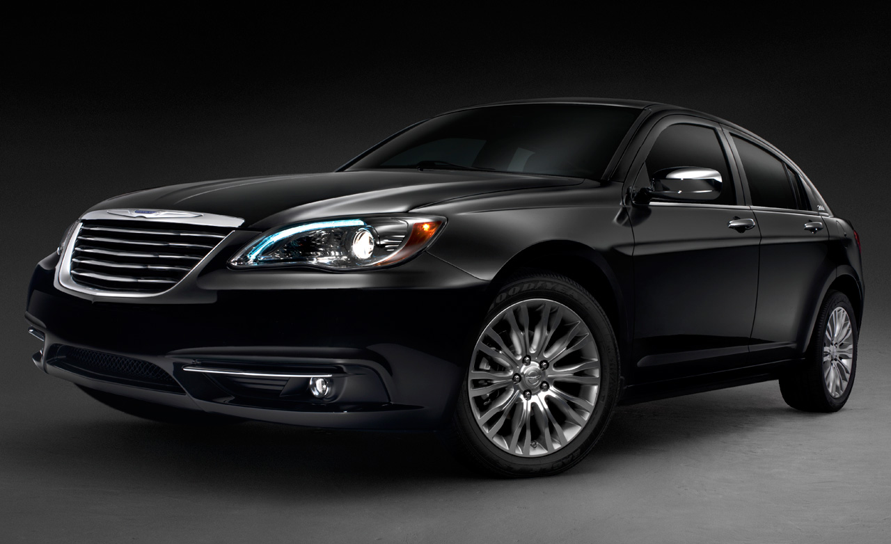 Chrysler 200 #7