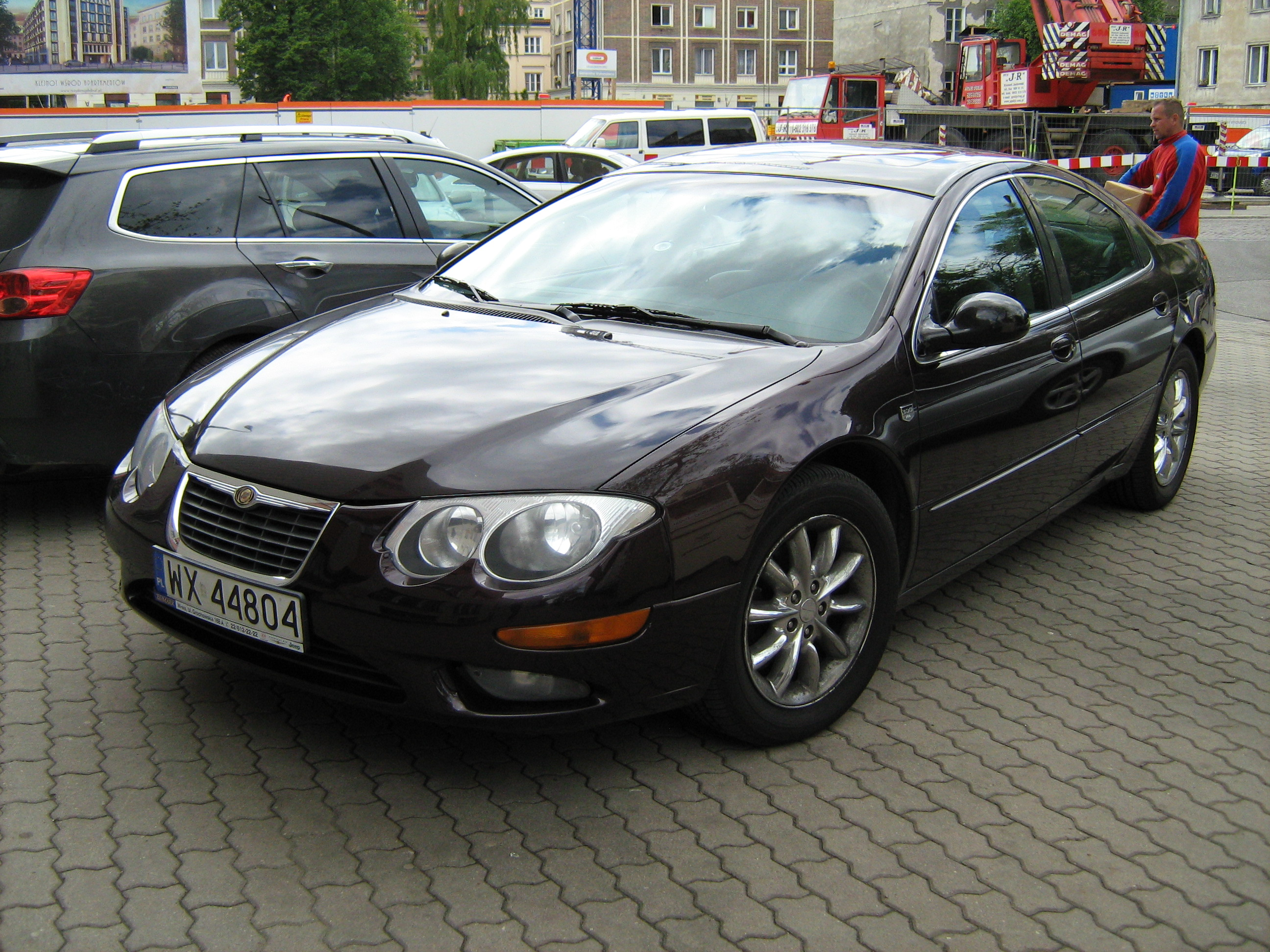 Chrysler 300M black #3