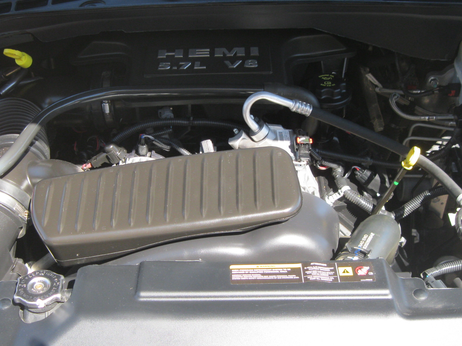 Chrysler Aspen engine #4