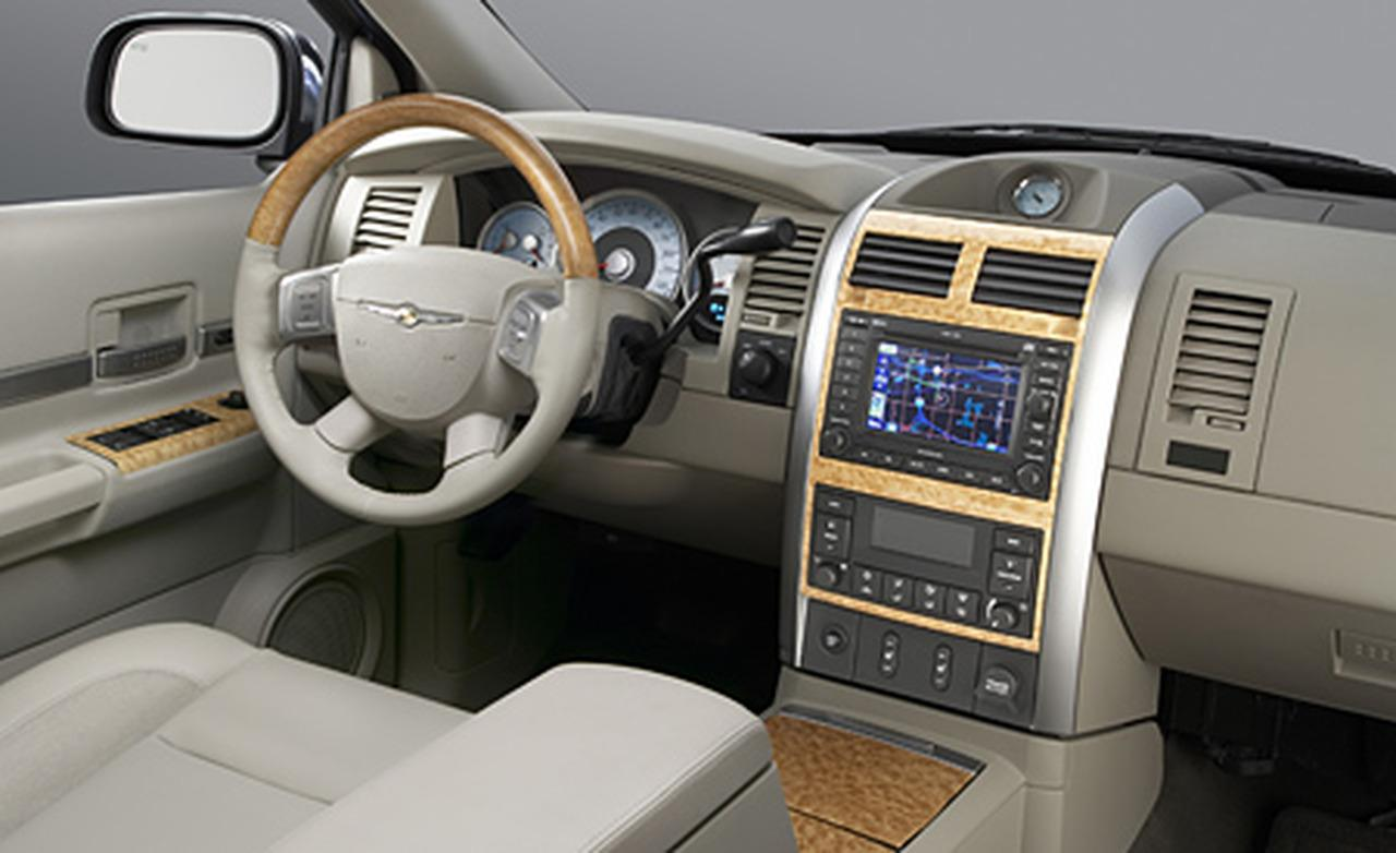 Chrysler Aspen interior #1