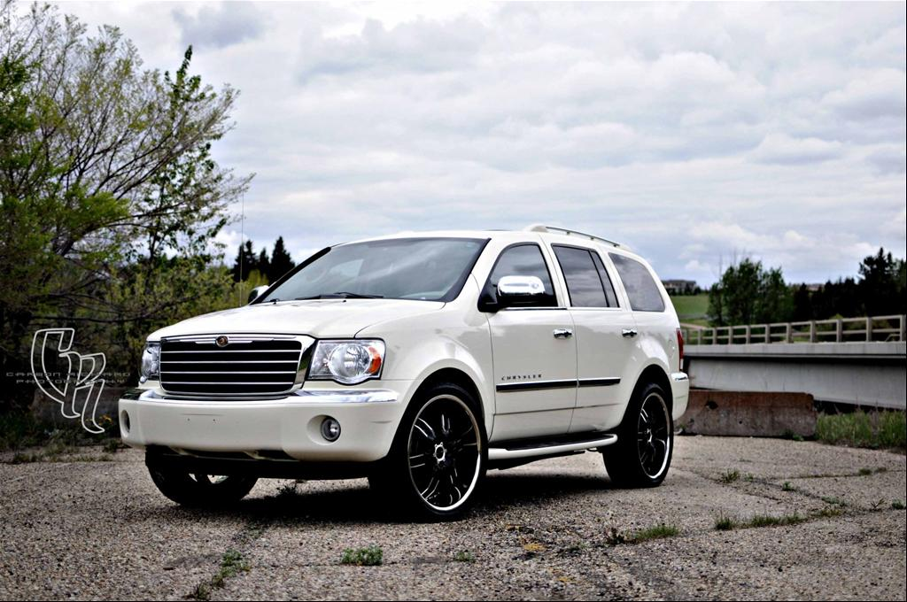 Chrysler Aspen wheels #1