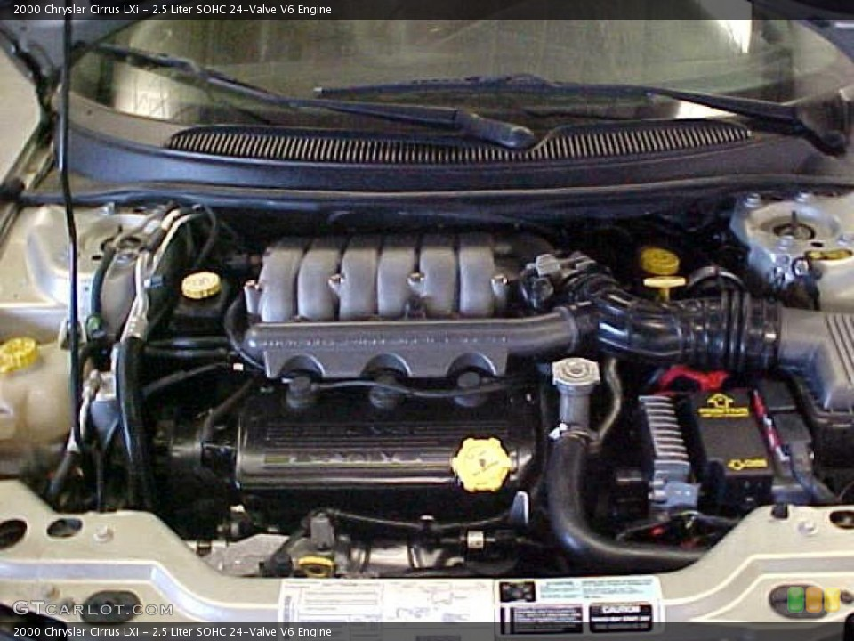 Chrysler Cirrus engine #2
