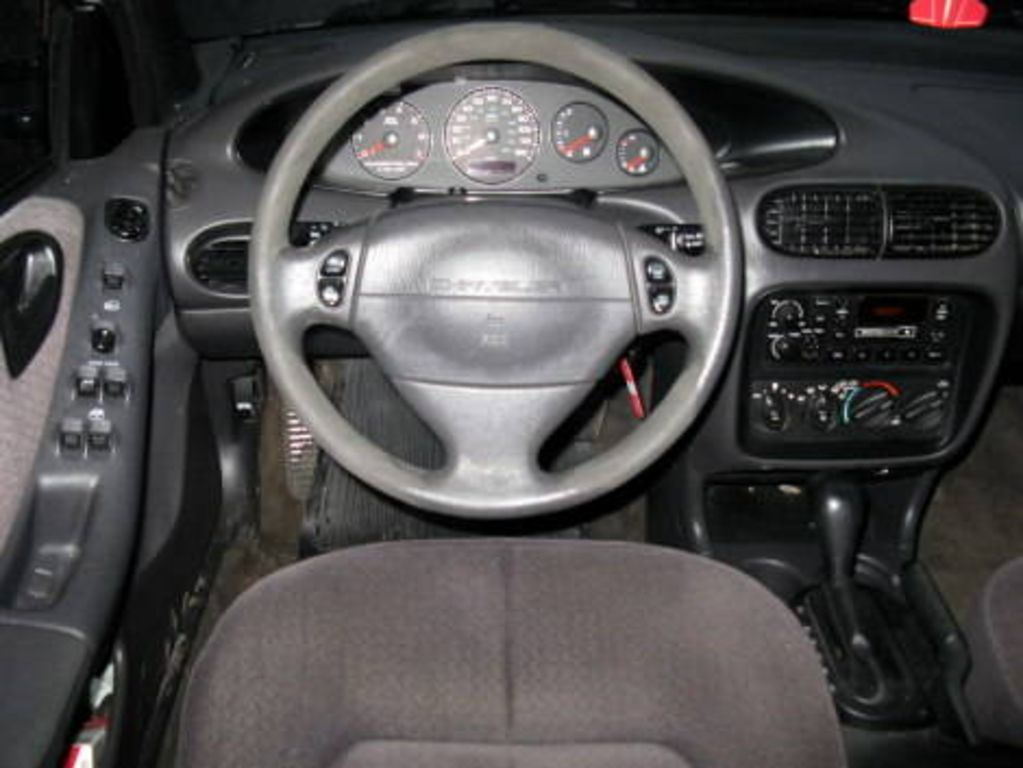 Chrysler Cirrus interior #4