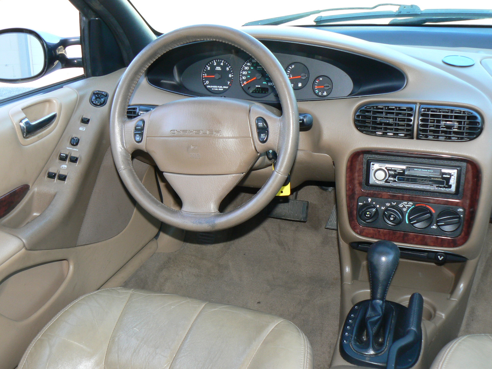 Chrysler Cirrus interior #1