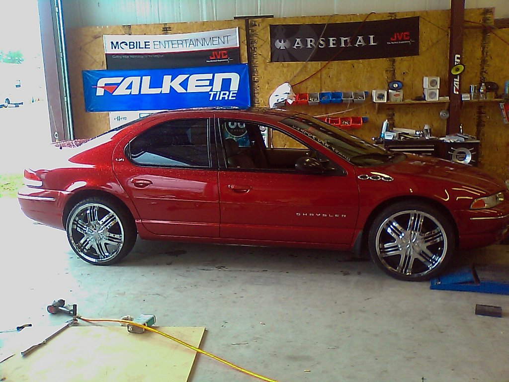 Chrysler Cirrus wheels #2