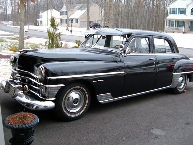 Chrysler New Yorker black #3