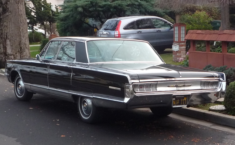 Chrysler New Yorker black #4