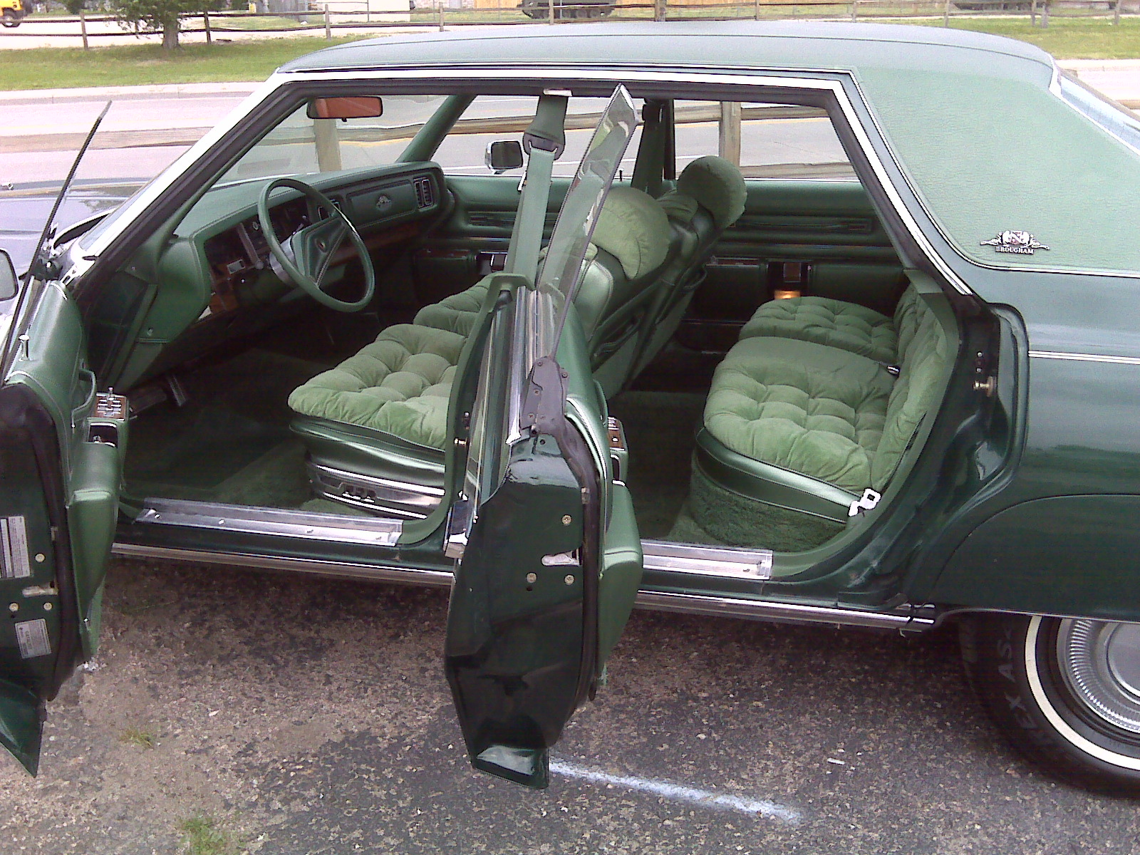 Chrysler New Yorker interior #3