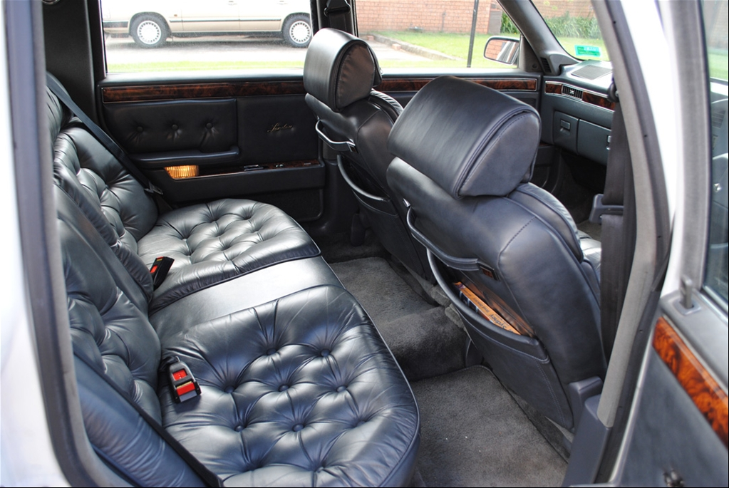 Chrysler New Yorker interior #4