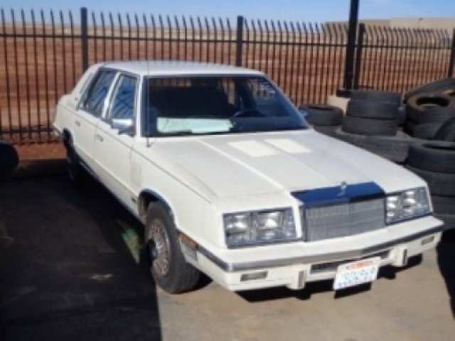 Chrysler New Yorker white #3