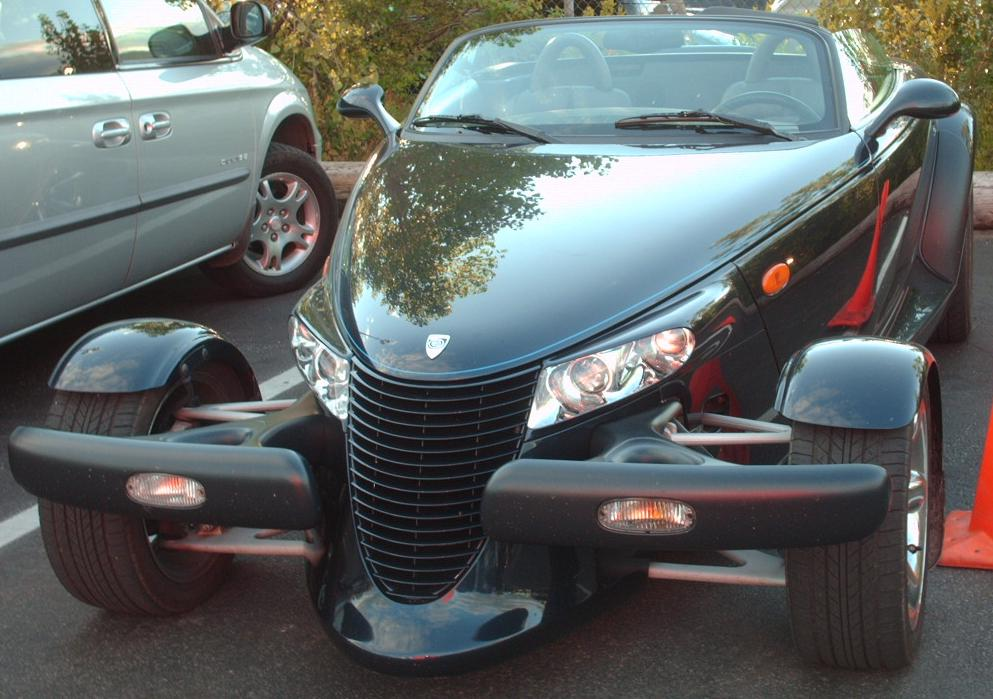 Chrysler Prowler engine #3