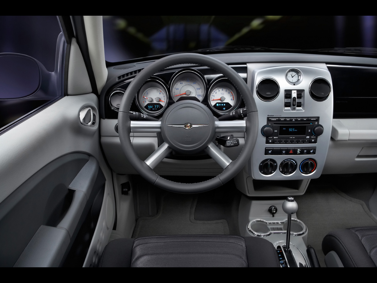 Chrysler Prowler interior #2