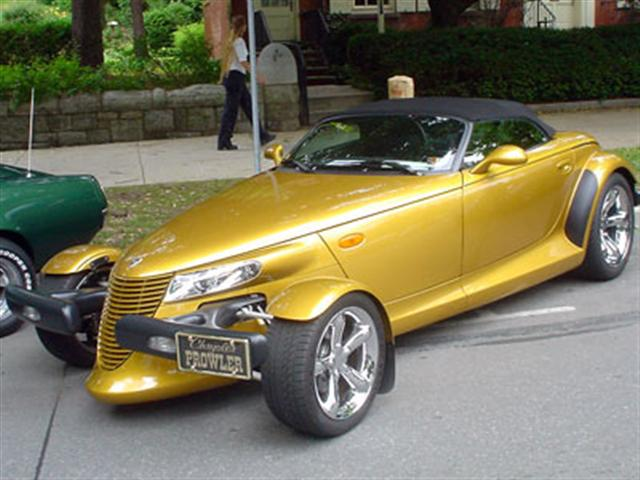 Chrysler Prowler wheels #4