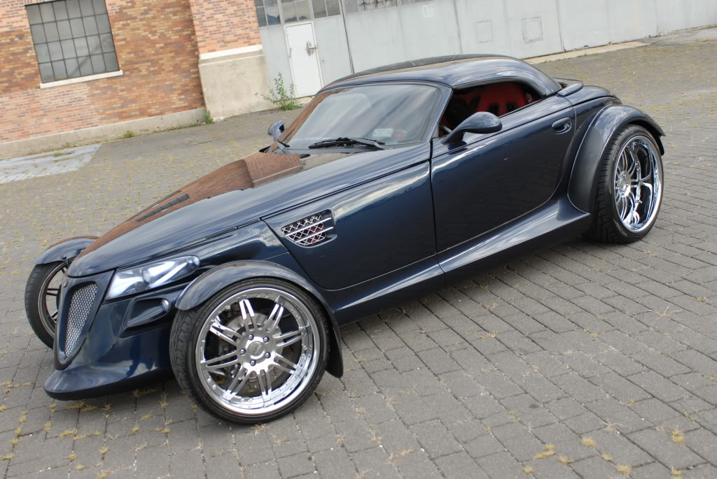 Chrysler Prowler wheels #1