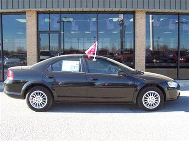Chrysler Sebring black #2