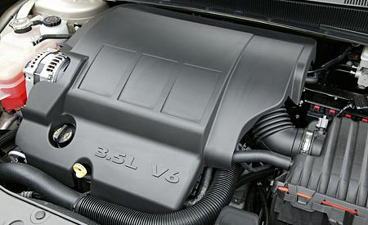 Chrysler Sebring engine #2