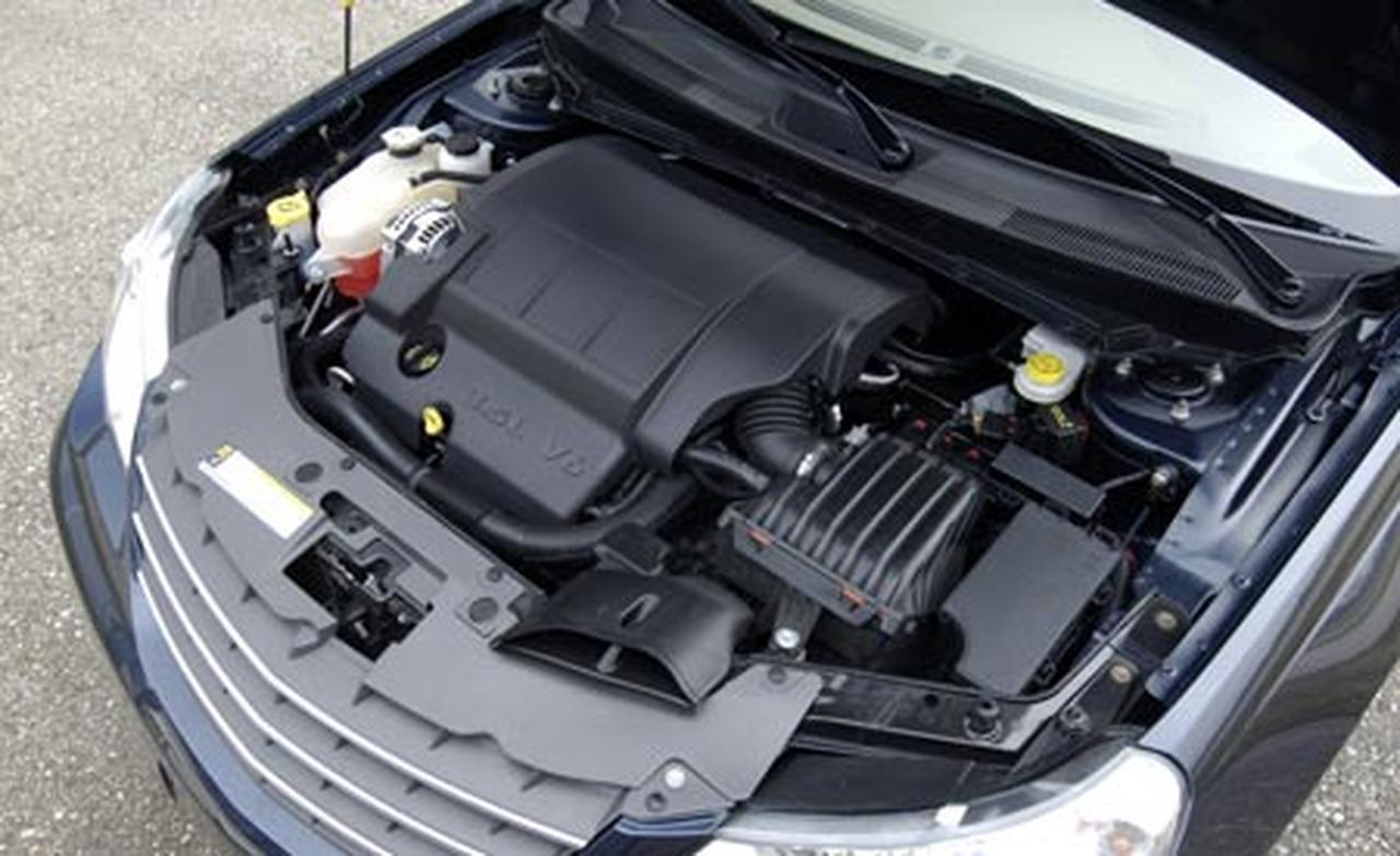 Chrysler Sebring engine #1