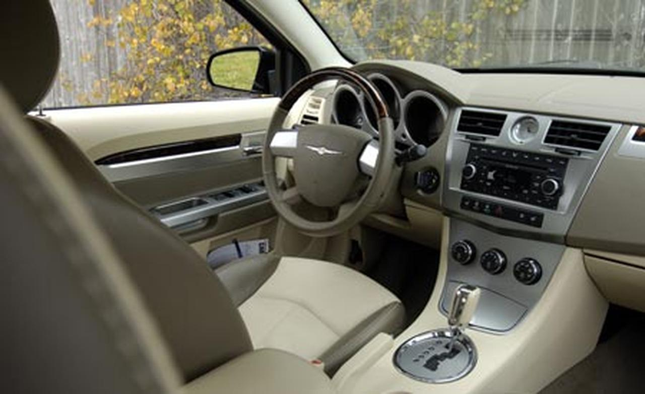 Chrysler Sebring interior #2