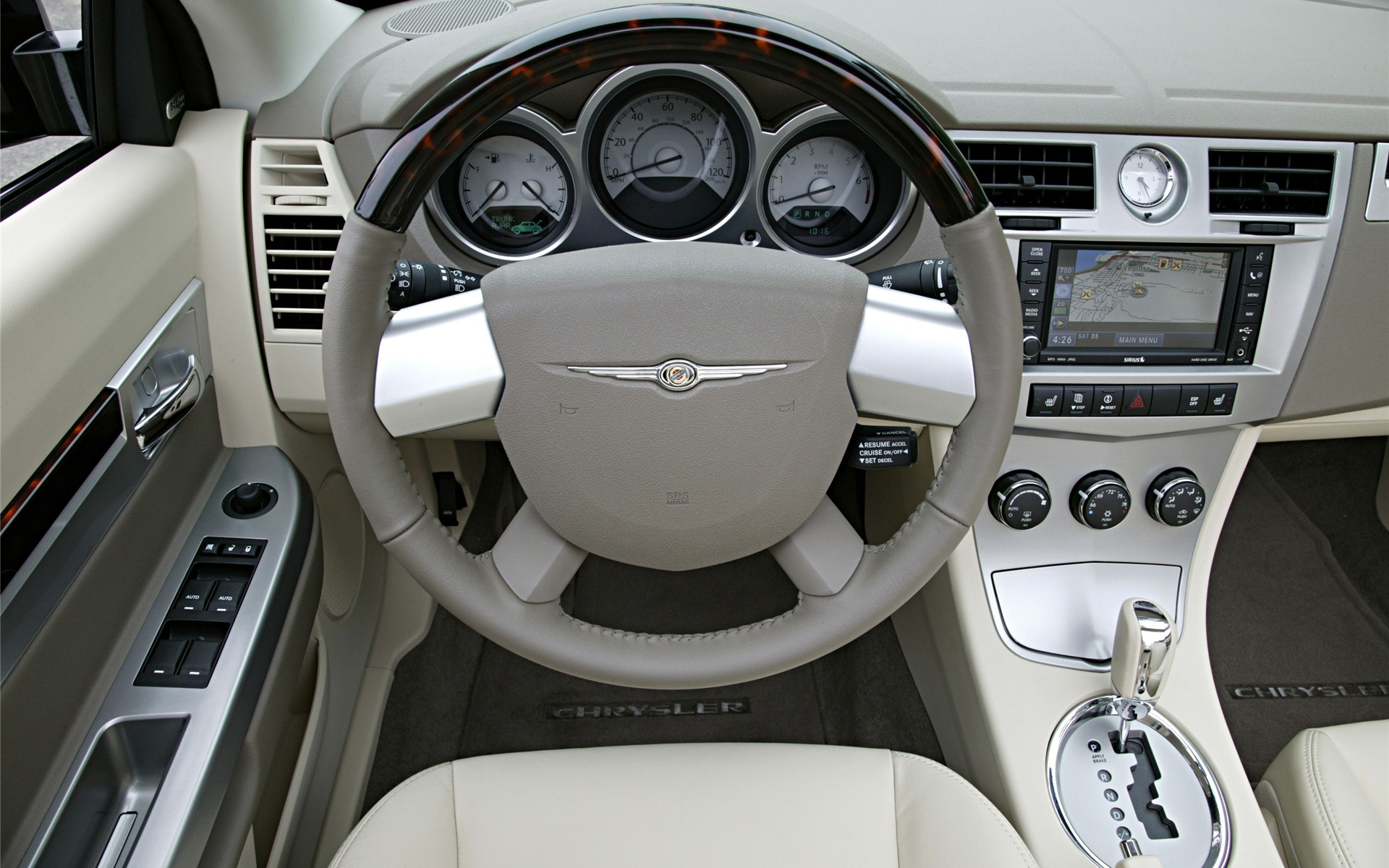 Chrysler Sebring interior #3
