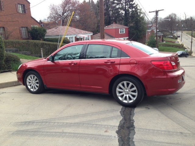 Chrysler Sebring red #2
