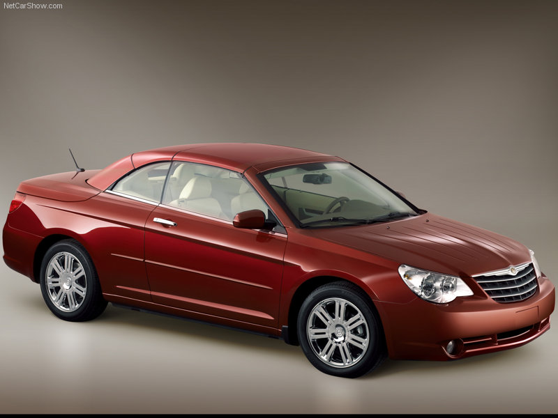 Chrysler Sebring red #3
