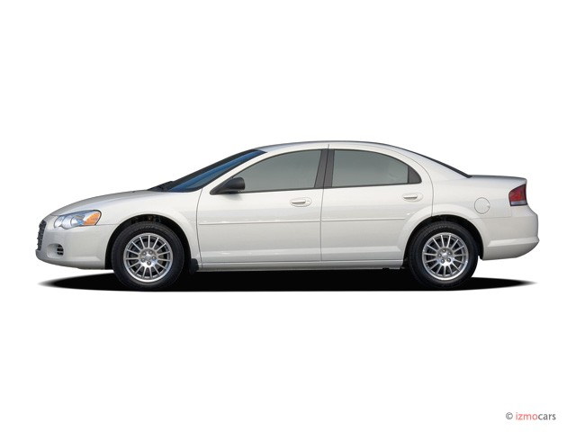 Chrysler Sebring white #2