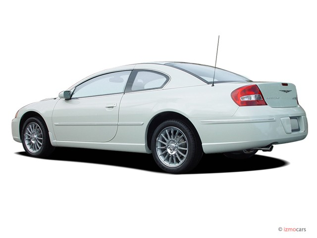 Chrysler Sebring white #3