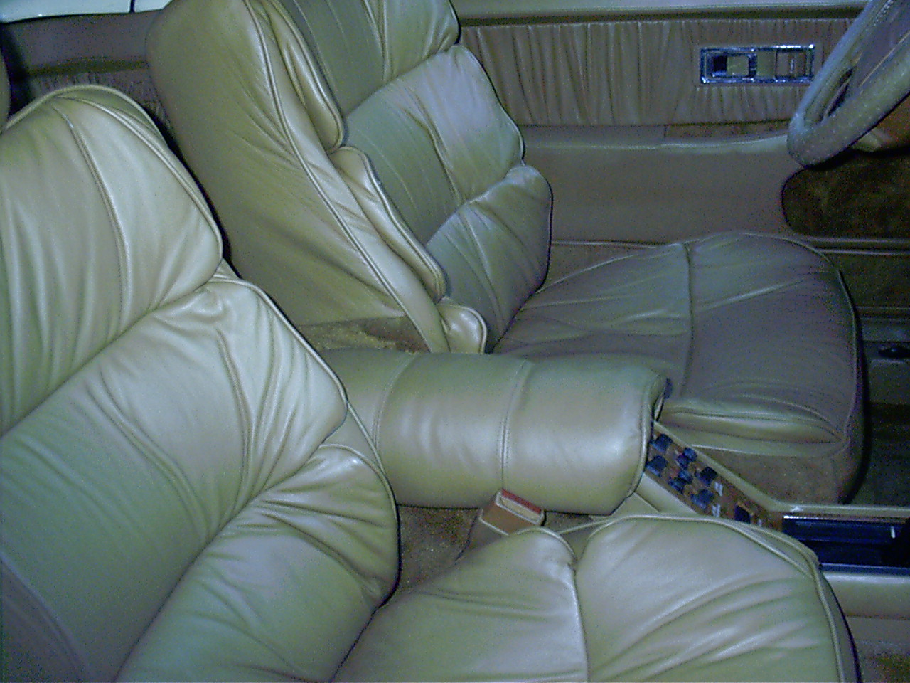 Chrysler TC interior #4