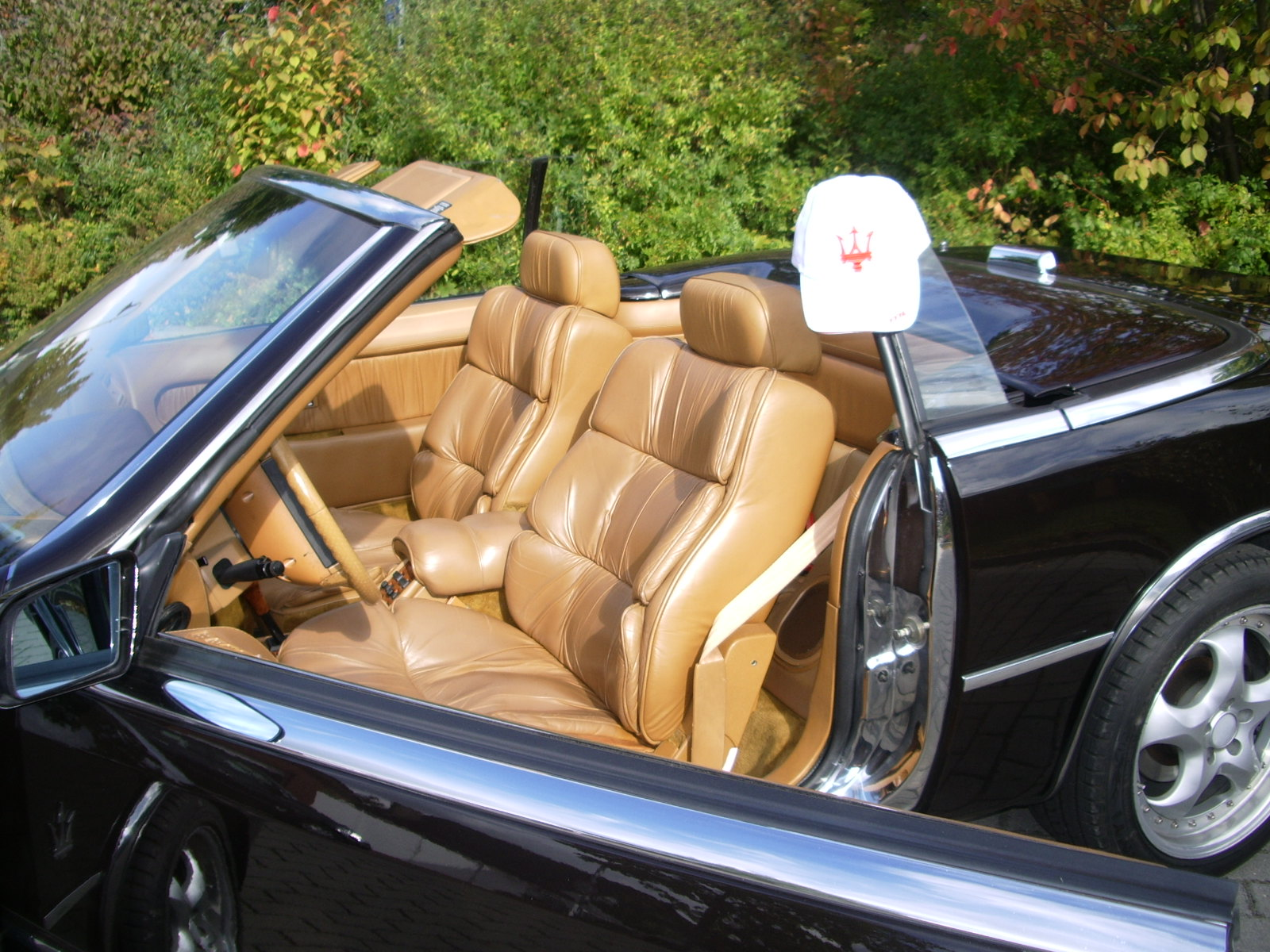Chrysler TC interior #1