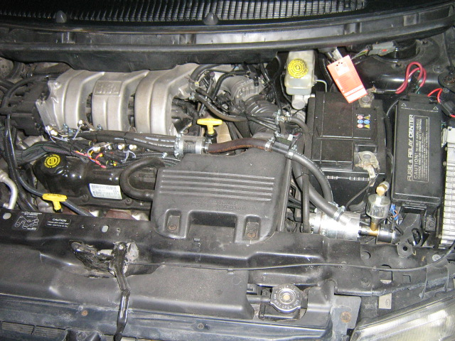 Chrysler Voyager engine #3