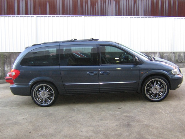 Chrysler Voyager wheels #5
