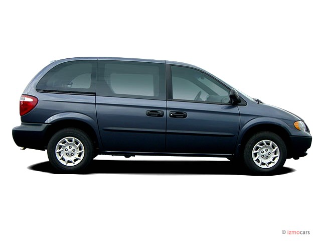 Chrysler Voyager white #4