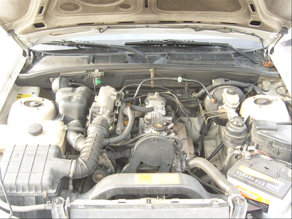 Daewoo Leganza engine #3