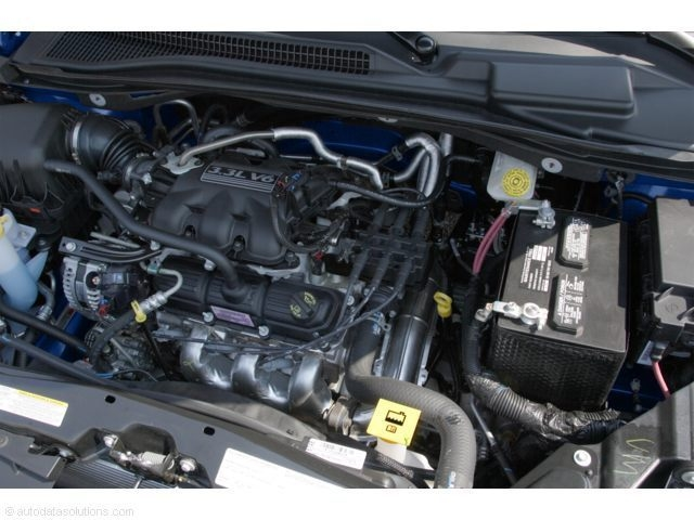Dodge Caravan engine #1